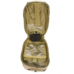 Flyye Industries MOLLE Spec Ops Thin Utility Pouch - Genuine Multicam