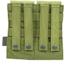 Flyye Industries MOLLE Double M4 Magazine Pouch - OD