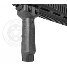 DBoys Tactical Bravo Grooved Foregrip - For RIS/ 20mm Weaver Rails