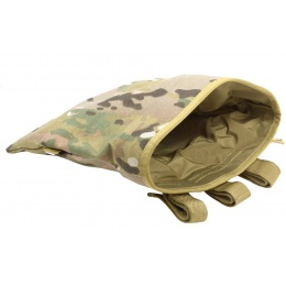 Flyye Industries MOLLE Roll-Up Drop Dump Pouch - Genuine Multicam