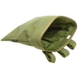 Flyye Industries MOLLE Roll-Up Drop Dump Pouch - OD