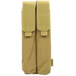 Flyye Industries MOLLE Double P90/ UMP Magazine Pouch - Coyote Brown