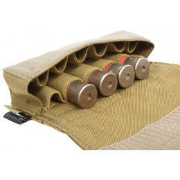 Flyye Industries MOLLE Shotgun Shell Pouch - Coyote Brown