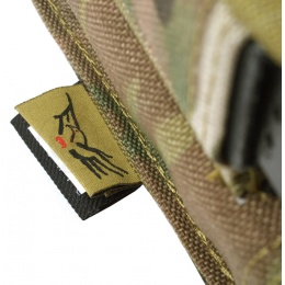 Flyye Industries Double M4 and Quad Pistol Magazine Pouch - MULTICAM