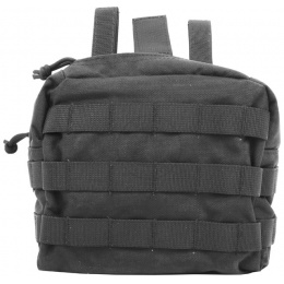 Flyye Industries MOLLE Drop Leg Accessories Pouch - BLACK
