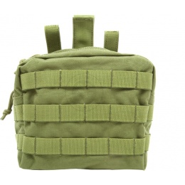 Flyye Industries MOLLE Drop Leg Accessories Pouch - OD