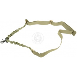 Flyye Industries Tactical Single Point Rifle Sling - Ranger Green