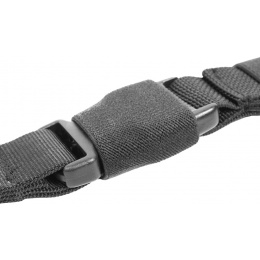 Flyye Industries 1000D Cordura Tactical Three Point Sling - BLACK