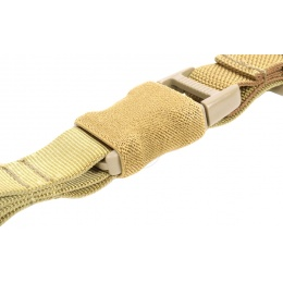 Flyye Industries 1000D Tactical Three Point Sling - COYOTE BROWN