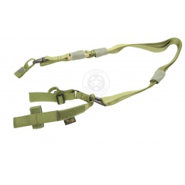 Flyye Industries 1000D Cordura Tactical Three Point Sling - OD