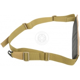 Flyye Industries Airsoft 1000D Single Point Sling - COYOTE BROWN