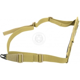 Flyye Industries 1000D Cordura Single Point Sling Ver. II - KHAKI