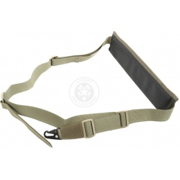 Flyye Industries Airsoft 1000D Single Point Sling - RANGER GREEN