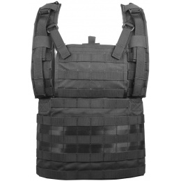 Flyye Industries 1000D Cordura MOLLE RRV Chest Rig - BLACK