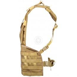 Flyye Industries 1000D Cordura MOLLE RRV Chest Rig - Coyote Brown