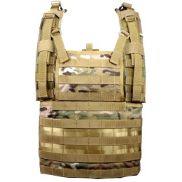 Flyye Industries 1000D Cordura MOLLE RRV Chest Rig - Genuine Multicam