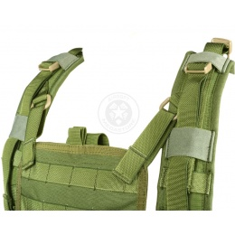 Flyye Industries 1000D Cordura MOLLE RRV Chest Rig - OD