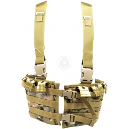 Flyye Industries MKI MOLLE Chest Rig - Genuine Multicam