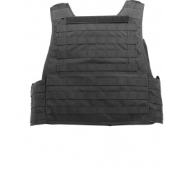 Flyye Industries 1000D MOLLE Plate Carrier w/ Pouches - BLACK