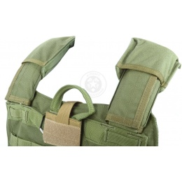 Flyye Industries 1000D Large Maritime Force Recon Vest - OD GREEN