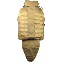 Flyye Industries Outer Tactical Vest (OTV) - Coyote Brown