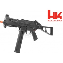 HK Licensed Airsoft UMP 45 Full Metal Gearbox AEG CQB Submachine Gun