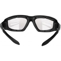 Bobster Renegade Convertible Safety Rated Tactical Goggles - BLACK