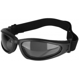 Bobster Lowrider 2 Convertible Goggle / Sunglasses w/ 3 Lenses