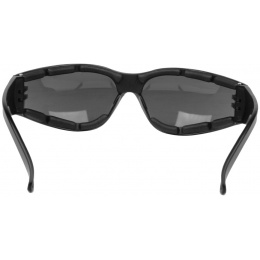 Bobster Shield III Shooting Glasses ANSI Z87 Rated - SMOKE GRAY LENS