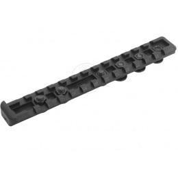 Command Arms PR Handguard Accessory Rail for M4/ M16 AEGs - BLACK