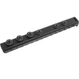 Command Arms PR Handguard Accessory Rail for M4/ M16 AEGs - BLACK
