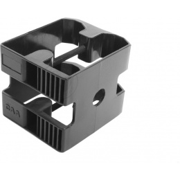Command Arms MC16 STANAG Style Magazine Clamp Coupler - BLACK