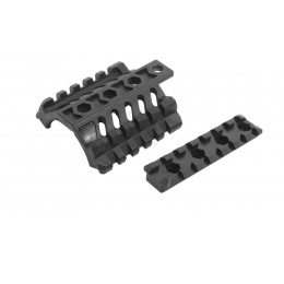 Command Arms TRM3 Three Rail M4 Hand Guard Mounting System - BLACK