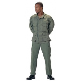 Rothco Ultra Force S.W.A.T. Cloth BDU Pants - OLIVE DRAB