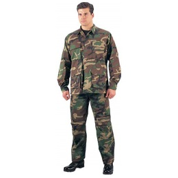 Rothco Ultra Force S.W.A.T. Cloth BDU Pants - WOODLAND