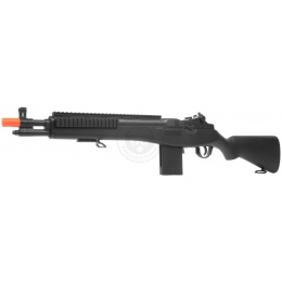 DE M14 SOCOM Precision Airsoft Sniper Rifle w/ Integrated Rail System
