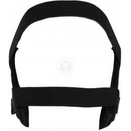 Black Bear RAVEN Steel Mesh Padded Airsoft Face Mask - GHOST