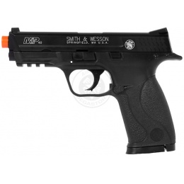 Cybergun Airsoft Licensed Smith & Wesson M&P40 CO2 Pistol - BLACK