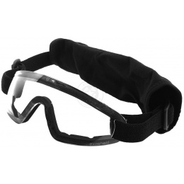 Revision Exoshield Ballistic Goggles - ANSI Z87.1 Rated - CLEAR LENS
