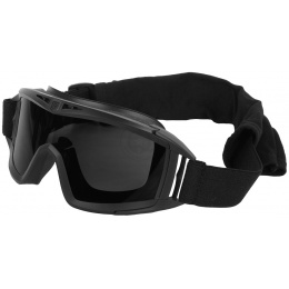 Revision Desert Locust Ballistic Goggle System Package - BLACK