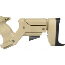 WellFire SR22 Full Metal Bolt Action Type 22 Sniper Rifle - DARK EARTH