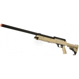 WellFire APS SR-2 Modular Bolt Action Sniper Rifle MB06A - DARK EARTH