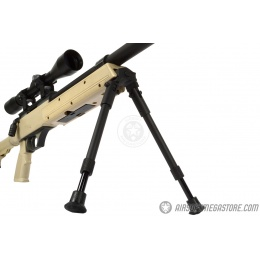 WellFire APS SR-2 Bolt Action Airsoft Sniper Rifle - DARK EARTH