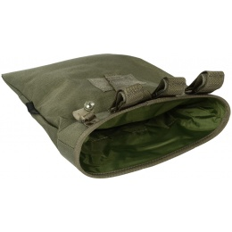 Flyye Industries MOLLE Roll-Up Drop Dump Pouch - Ranger Green