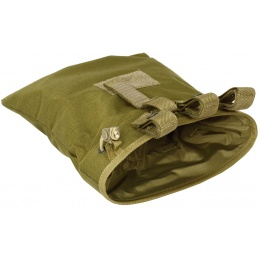 Flyye Industries MOLLE Roll-Up Drop Dump Pouch - KHAKI
