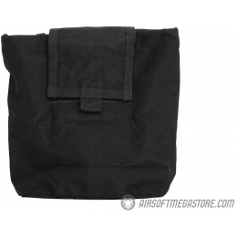 Flyye Industries 1000D Cordura MOLLE Roll-Up Drop Pouch - BLACK