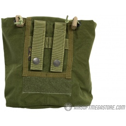 Flyye Industries 1000D Cordura MOLLE Roll-Up Drop Pouch - OLIVE DRAB