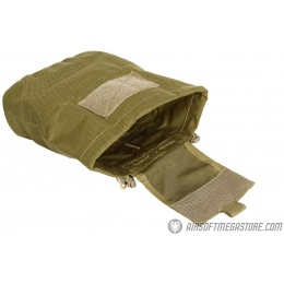 Flyye Industries 1000D Cordura MOLLE Roll-Up Drop Pouch - KHAKI