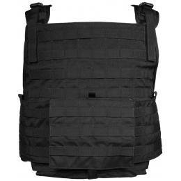 Flyye Industries 1000D Cordura MOLLE PC Tactical Vest (Black)