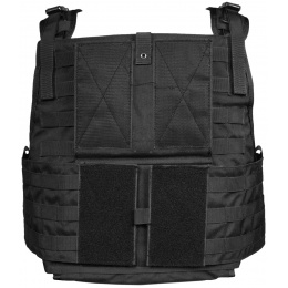 Flyye Industries 1000D Cordura MOLLE PC Plate Carrier - BLACK